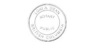 Notary Public Seals
